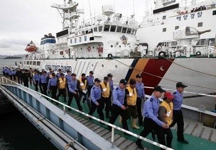 Cơn khát cá Trung Quốc làm loạn các vùng biển