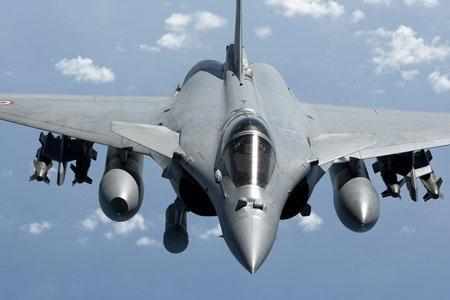 Máy bay chiến đấu Rafale rất vô duyên với thị trường xuất khẩu...