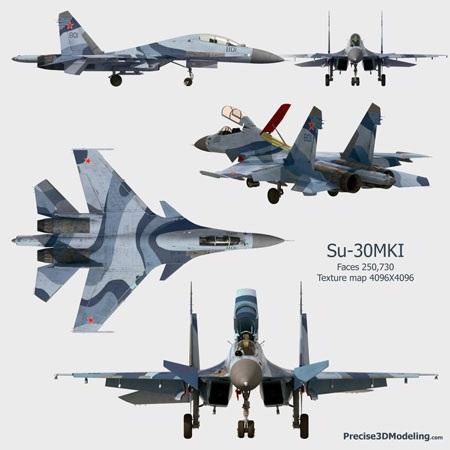 Với thiết kế ưu việt,tính năng cơ động cao và hệ thống vũ khí tối tân,Su-30 MKI