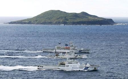 Nhật lập lực lượng bảo vệ quần đảo tranh chấp với Trung Quốc