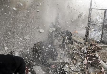 Israel không kích cơ sở khoa học gần thủ đô Syria