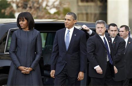 Dưới đây là một số hé lộ trước thềm lễ nhậm chức trước công chúng Mỹ của ông Obama vào trưa 21/1.