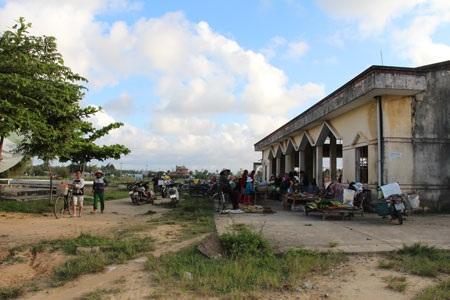 Chợ ở quê