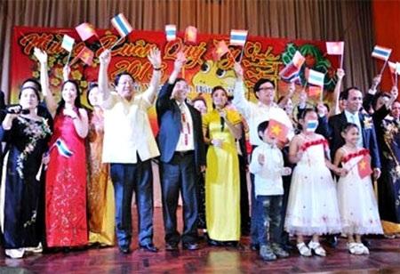 Thứ trưởng Ngoại giao - Chủ nhiệm Ủy ban Nhà nước về người Việt Nam ở nước ngoài Nguyễn Thanh Sơn