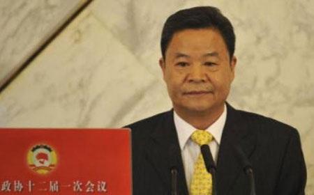 Người phát ngôn Lu Xinhua.