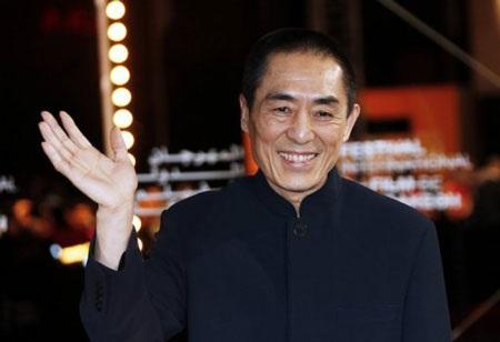 Đạo diễn nổi tiếng Trung Quốc Trương Nghệ Mưu.