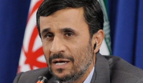 Tổng thống Mahmoud Ahmadinejad
