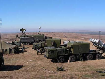 Một đơn vị tên lửa phòng thủ bờ biển.