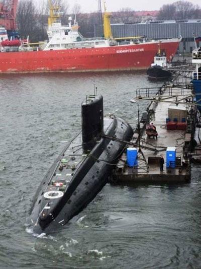 Nga dự kiến chuyển giao cho Việt Nam 2 chiếc tàu ngầm trong năm nay.