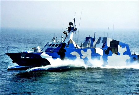 Tàu cao tốc tên lửa Houbei là một mắt xích trong chiến lược 'chống tiếp cận' của PLA.