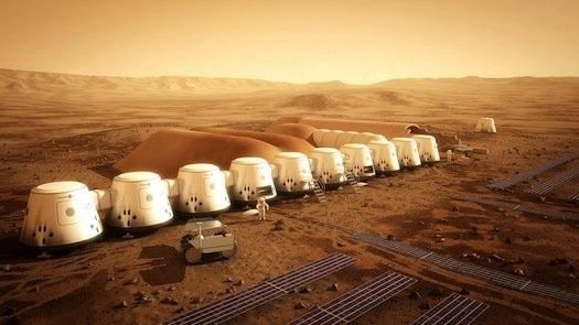 Mong muốn chinh phục sao Hỏa là ước mơ của rất nhiều người
