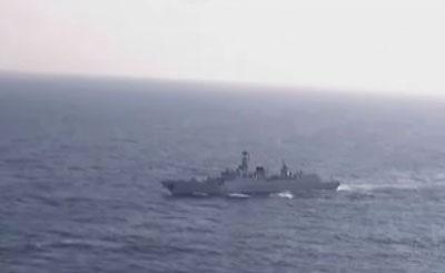 3 hạm đội hải quân Trung Quốc tập trận ở tây Thái Bình Dương