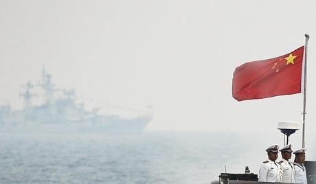 Trung Quốc bác tin tàu Mỹ-Trung suýt đâm nhau trên Biển Đông