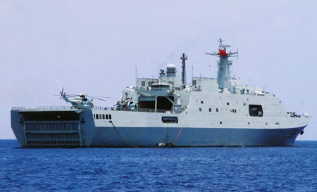 Nhờ có tiền Trung Quốc đã tậu thêm cho quân đội những thiết bị đẳng cấp thế giới.