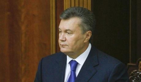 Tổng thống Ukraine Yanukovych vừa trở lại làm việc sau 4 ngày nghỉ ốm.