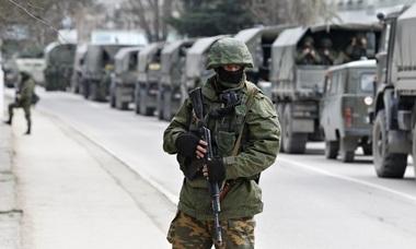 Ukraine: Lính lạ ở Crimea là ai?