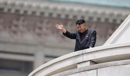 Lãnh đạo Triều Tiên Kim Jong-un.