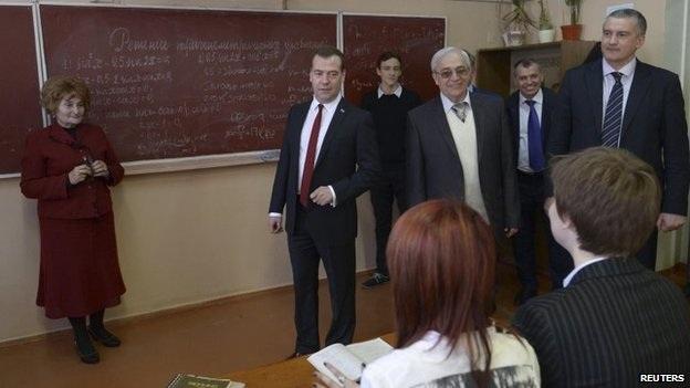Nga sẽ đưa Crimea thành một đặc khu kinh tế.