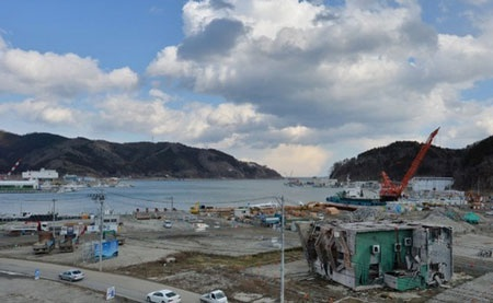 Nhật vẫn còn hứng chịu dư chấn mạnh từ thảm họa động đất 2011