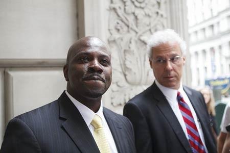 Jabbar Collins và luật sư của Joel Rudin