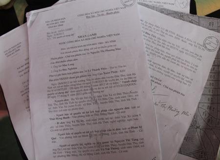 Viện KSND huyện Đức Thọ cho rằng bản án của TAND huyện Đức Thọ là không có căn cứ