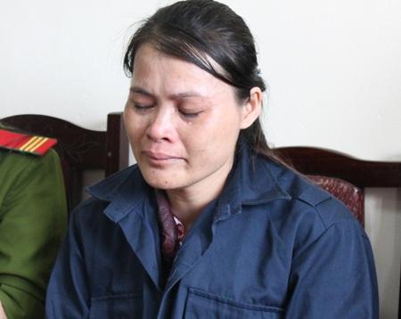 Nỗi lo sợ lớn nhất của Loan là 2 đứa con có nguy cơ phải bỏ học giữa chừng khi mẹ đi tù