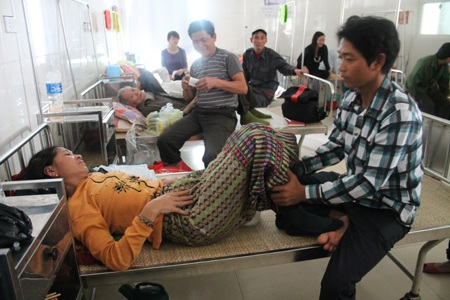 Lần đầu tiên đón Tết ở Bệnh viện, vợ chồng nghèo Moong Phò Hợi không biết phải đón Tết như thế nào