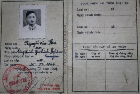 Cựu chiến binh Nguyễn Văn Hai hồi tưởng lại quãng đời quân ngũ của mình