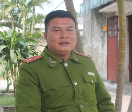 Đại úy Phan Viết Phúc: Nghề quản giáo là nghề nghe chửi đến bạc cả đầu.