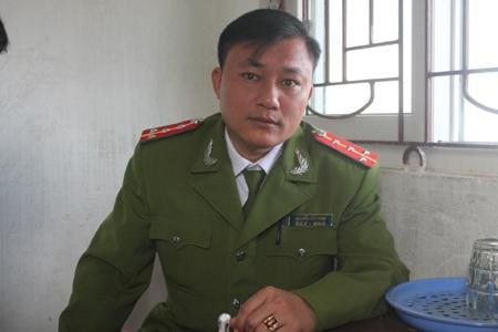 Đại úy Nguyễn Văn Vinh: Cán bộ quản giáo bị tử tù chửi là chuyện thường ngày.
