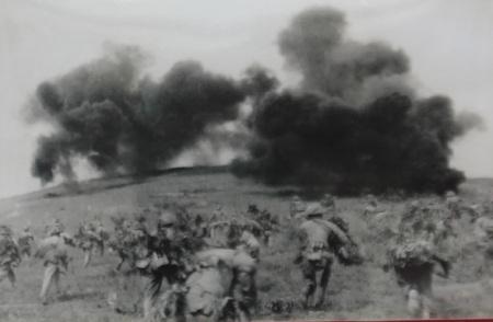 Trung đoàn 98 - đại đoàn 316 tấn công cứ điểm đồi C1.