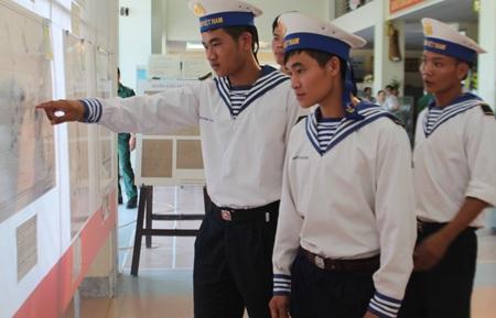 Triển lãm chủ quyền Việt Nam trên Biển Đông và Hoàng Sa - Trường Sa