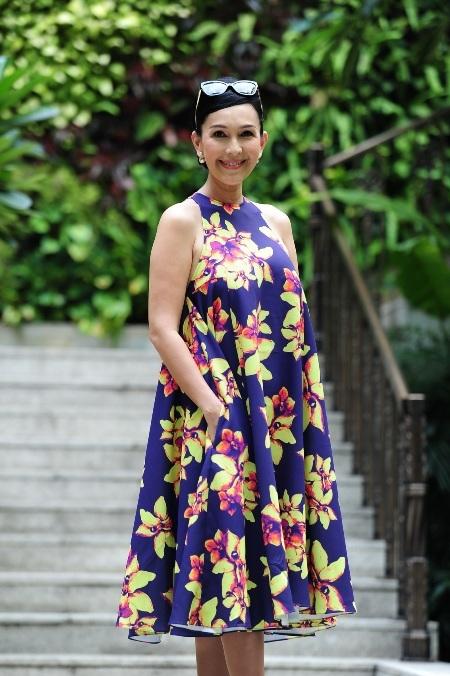 Dù đã bước sang độ tuổi U50 nhưng vẻ đẹp của Diễm My luôn khiến nhiều người phải ngưỡng mộ.