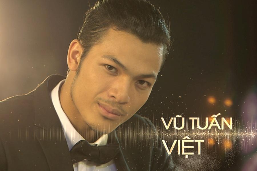 Á quân Vietnam's Next Top Model 2013 Vũ Tuấn Việt
