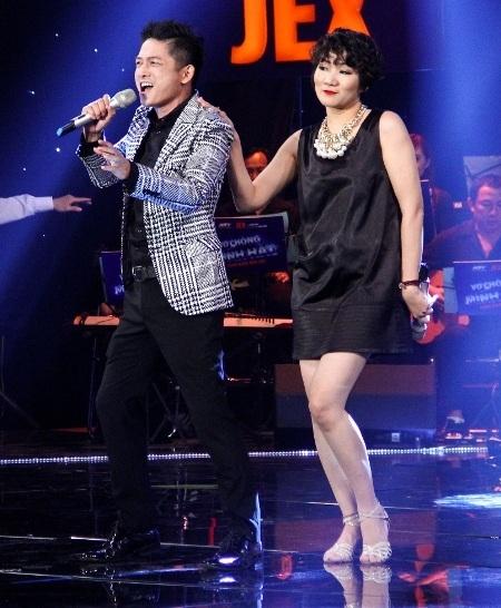 Cặp đôi ấn tượng nhất liveshow 1 Hàn Giang - Ngọc Quân