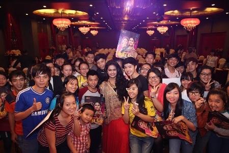 Ngôi sao tuổi teen Bollywood sẽ lưu lại Việt Nam vài ngày để thực hiện nhiều công việc