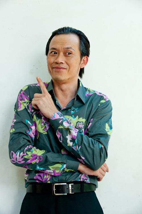 Nghệ sĩ Hoài Linh mang lại nhiều tiếng cười với các chương trình hài thực tế