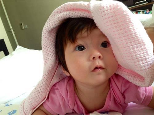 10 nhóc tỳ đẹp như thiên thần của sao Việt