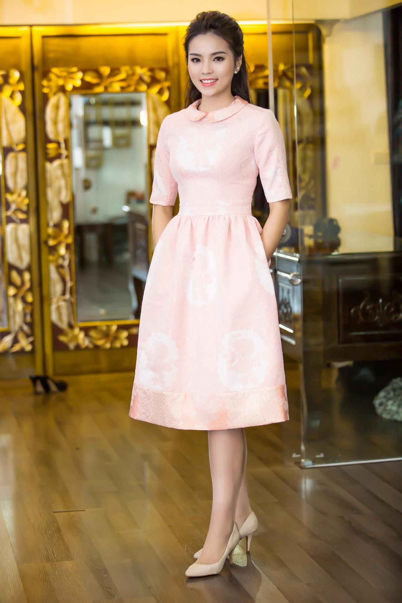 Hoa hậu Kỳ Duyên ngày càng sành điệu