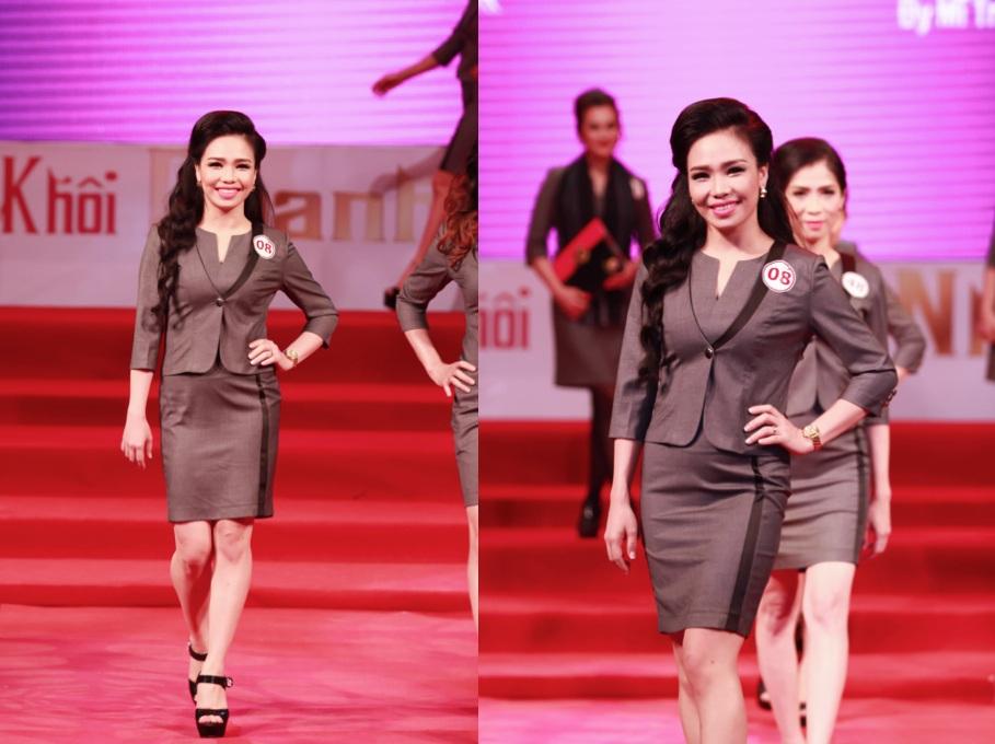 Phong cách trẻ trung, năng động của nữ doanh nhân trong trang phục thể thao
