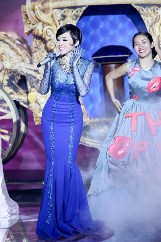Biểu tượng mới của phong cách quyến rũ - nữ ca sĩ