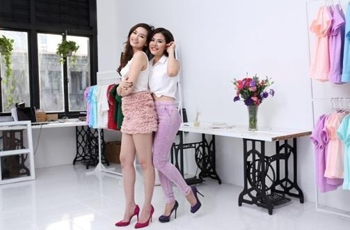 Vân Trang và Trúc Diễm sẽ hoá thân thành những nàng hoa rạng rỡ nhất