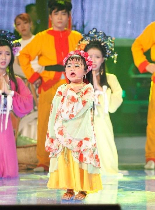 Hát hụt hơi, thí sinh nhí Vietnam's got talent vẫn khiến khán giả phát cuồng