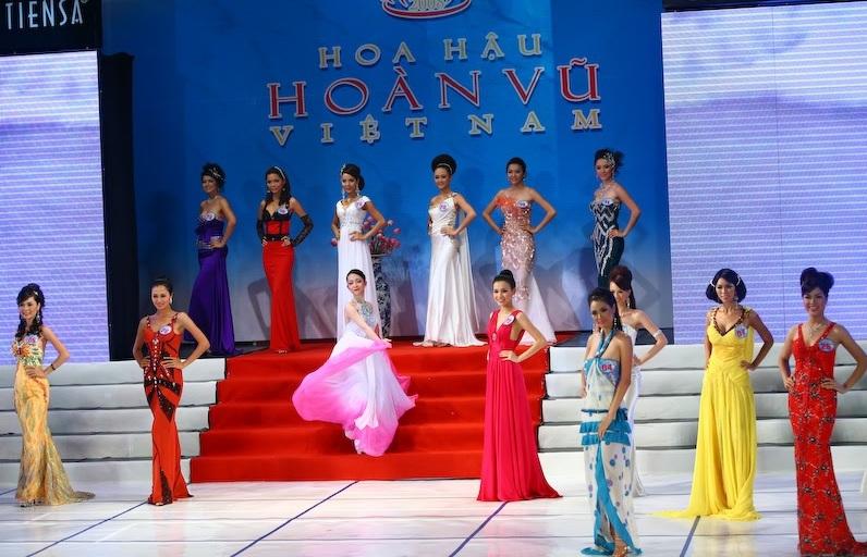 Sau 7 năm, cuộc thi Hoa hậu Hoàn vũ Việt Nam mới chính thức trở lại