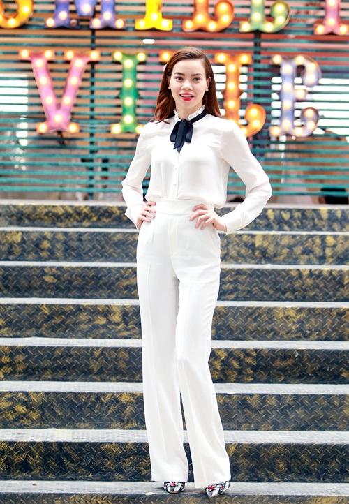 Nữ hoàng thời trang của làng giải trí Việt