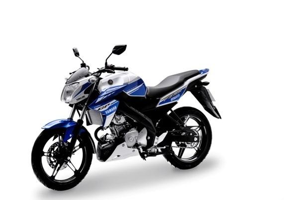 Dòng FZ 150i được thiết kế dạng mô tô dòng nakedbike