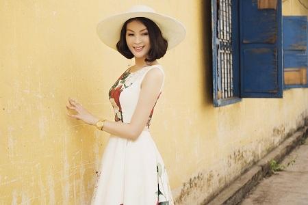 MC không tuổi Thanh Mai trở về với nghề cũ