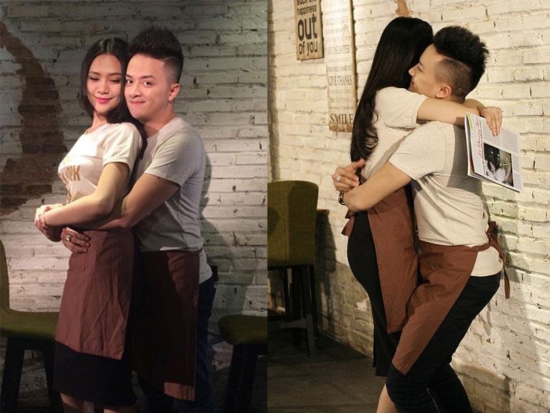 Những cảnh quay tình cảm của Cao Thái Sơn trong MV mới