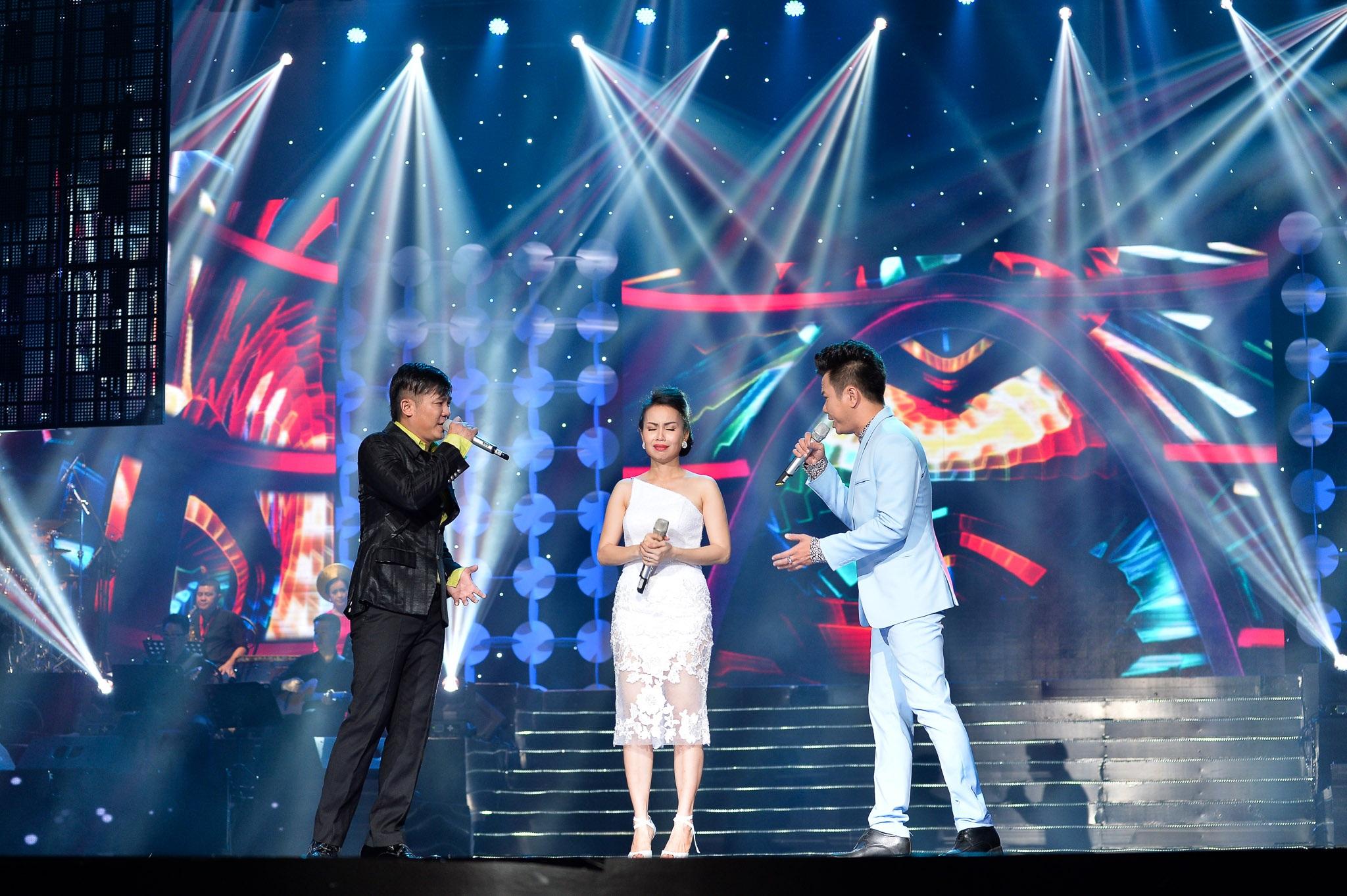 Cẩm Ly đưa khán giả trở lại với những ca khúc hit một thời của mình:
