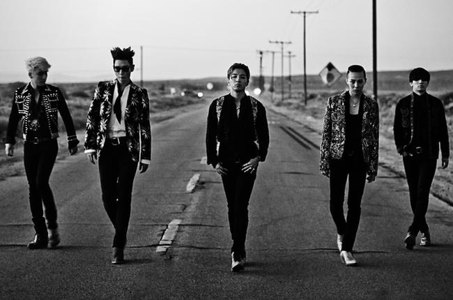 BIGBANG trong MV Loser